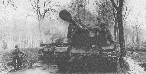 11 марта 1945 года (воскресенье). Шестой день операции «Пробуждение весны»