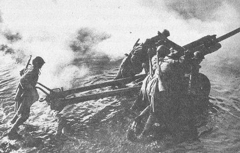 12 марта 1945 года (понедельник). Седьмой день операции «Пробуждение весны»