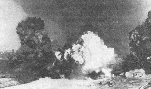 13 марта 1945 года (вторник). Восьмой день операции «Пробуждение весны»