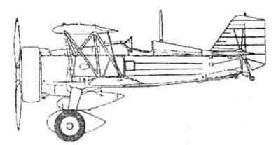 Curtiss F11C-2 Goshawk