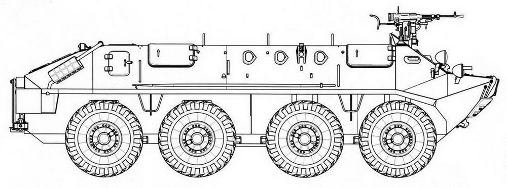 БТР-60П 1960 г.