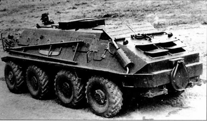 Машина технической помощи МТП-2