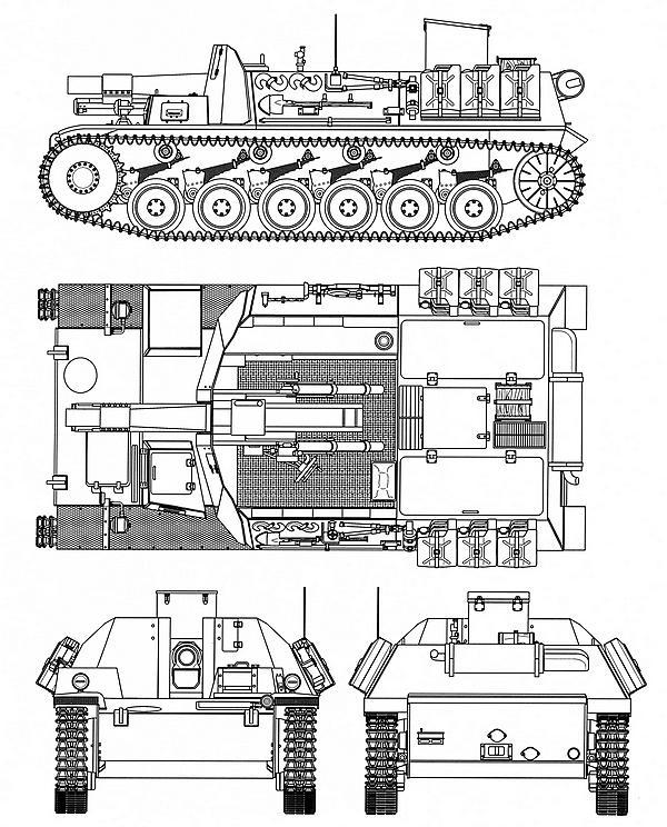 SturmpanzerII.