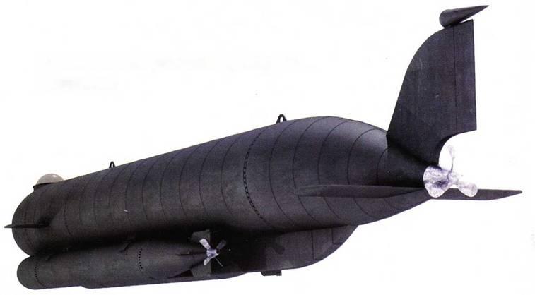 Германская сверхмалая субмарина Shwerdwal