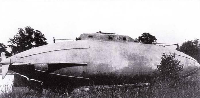 Одна из очередных лодок типа Holland (Fenian Rum).