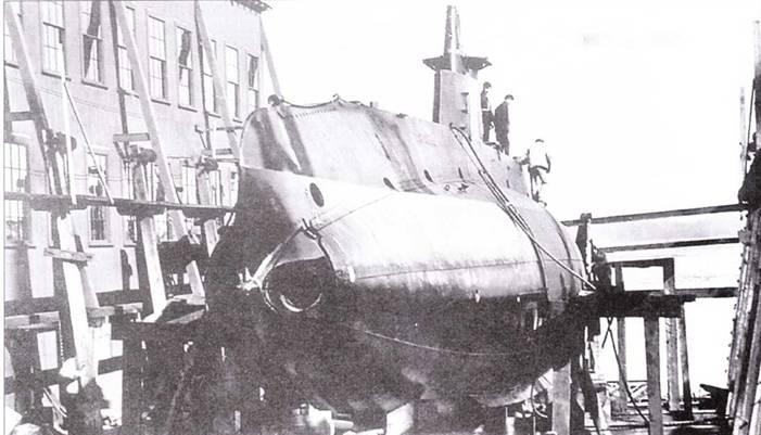 USS Octopus (С-1).