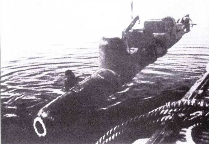 Итальянская управляемая торпеда SLC Muiale.