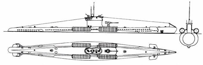 2.1 Итальянские управляемые торпеды