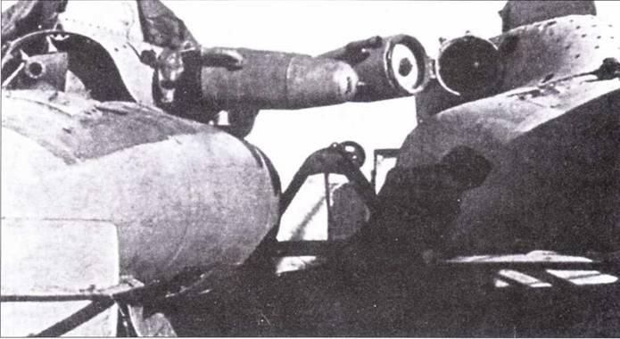 Детали двух итальянских сверхмалых подводных лодок «тип СВ».