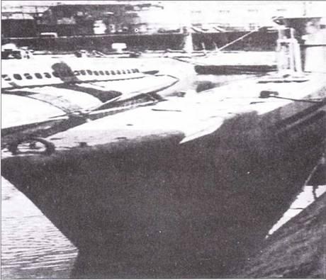 Итальянская сверхмалая подводная лодка «тип С'М».
