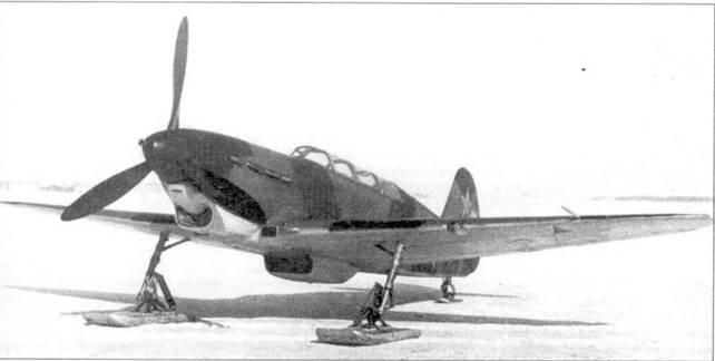 Як-3РД с ВК-105ПФ2 и РД-1