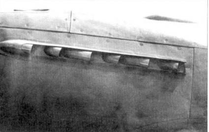 Детали конструкции Як-3