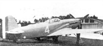 Як-3 Рожера Марши в аэропорту Женева-Куатпрен, Швейцария, 1946 год. По прибытии но Францию «Яки» перекрасили в светло-серый цвет. На руле направления видны красно-бело-синие полосы. Этот самолет попал в коллекцию авиамузея в Ле-Бурже. К сожалению со временем самолет неправильно перекрасили и «присвоили» ему тактический номер «18».