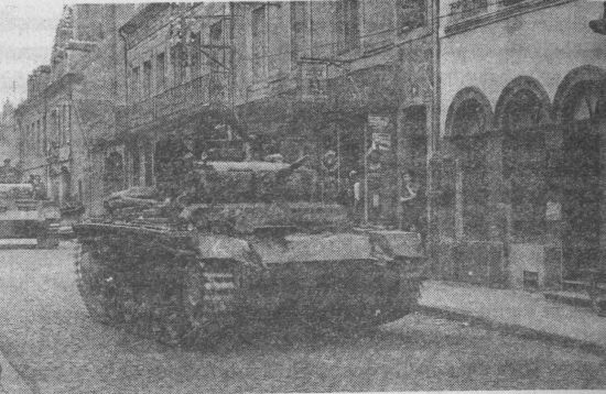 Pz.III Ausf.F 7-го танкового полка 10-й танковой дивизии. Франция, май 1940 года.