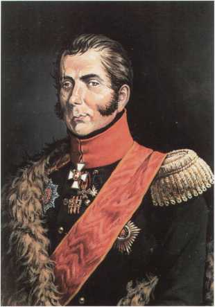 Генерал-майор Петр Степанович Котляревский. <emphasis>Портрет кисти А.В. Каращука. 2001г.