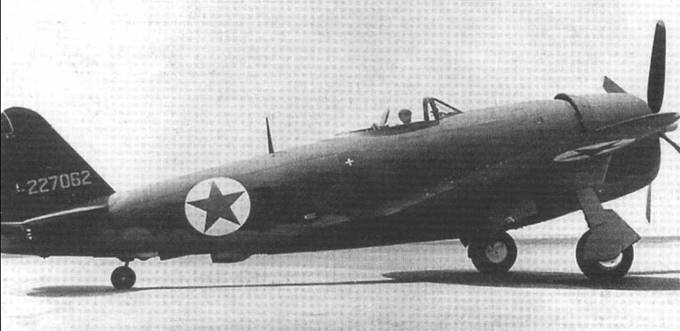 Один из 100 P-47D-27-RE, отправленных в СССР в конце 1944 года.