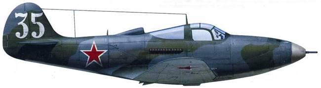 «Аэрокобра» 1 (серийный номер неизвестен), летчик – майор Александр Зайцев, 19-й ГвИАП, аэродром «Шонгуй», май 1942.