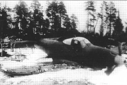 22 мая 1942 года будущий ас Иван Бочков из 19-го ГвИАП приложил «Аэрокобру» IАН692 в районе аэродрома «Шонгуй». Полк получил новые самолеты всего за педелю до этого.