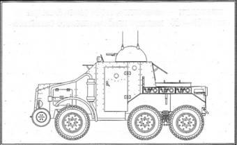 Следующий номер «Бронеколлекции» – справочник «Колёсные бронеавтомобили Франции 1920-1945 гг.»