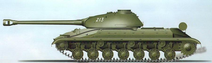 Т-10 в Музее боевой славы, г. Саратов