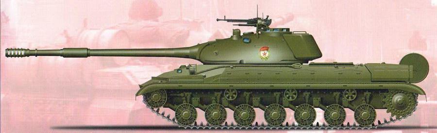 Т-10М, группа советских войска Гёомании. 1972 г.