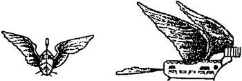 Аэропланы с ракетными двигателями