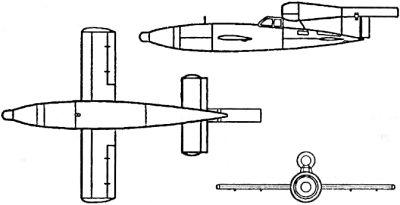 Пилотируемые ракеты Третьего рейха