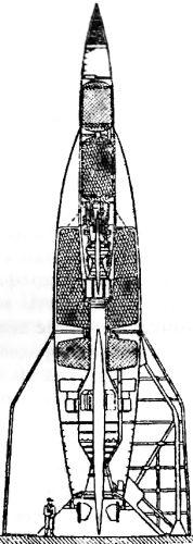 Межконтинентальные ракеты Третьего рейха