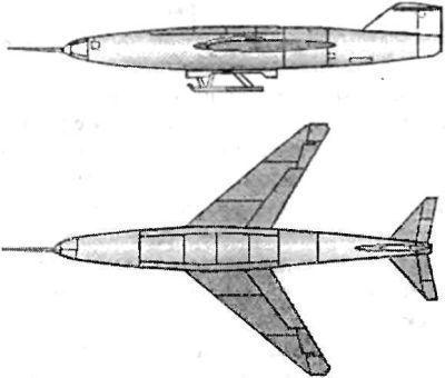 Сверхзвуковые самолеты серии «346»