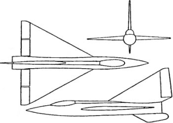 Сверхзвуковой истребитель «486»