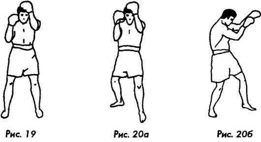 «ПРАВИЛЬНАЯ СТОЙКА» И «ЯКОРЯ»