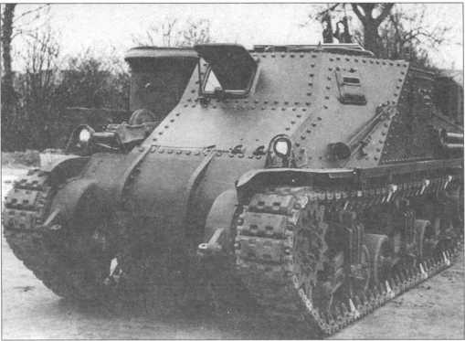Ремонтно-эвакуационная машина Grant Mk I.