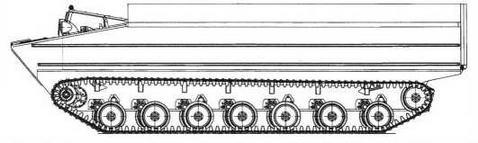 Следующий номер «Бронеколлекции» — монография «Гусеничный плавающий транспортер К-61»