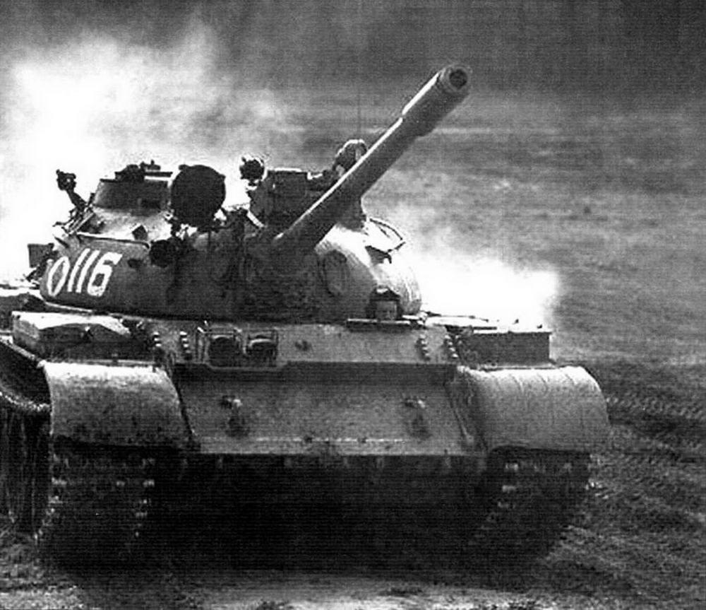 С. Шумилин, Н. Околелов, А. Чечин   Бронеколлекция, 2008 № 05 (80) Средний танк Т-55 [объект 155] (часть 2)