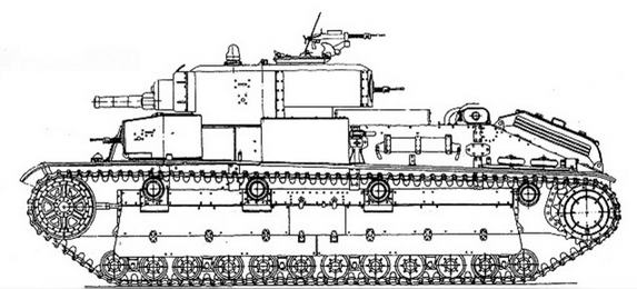Т-28 с пушкой Л-10
