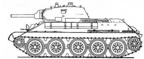 Т-34 обр. 1940 г.