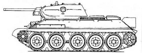 Т-34 обр. 1941 г.