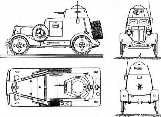 БА-20Мжд.