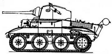 Tetrarch MkI