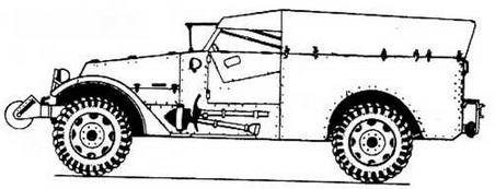 Scout Car МЗА1