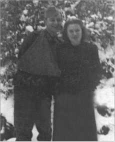 Хельмут и сестра Рут из Зонненберга.