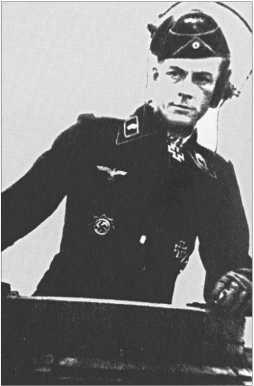 Известным экспертом по танкам также был Херберт Гомилле из 2-го батальона 4-го танкового полка.
