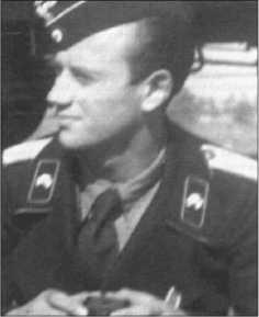 Ханса фон Хагемайстера очень любили товарищи.
