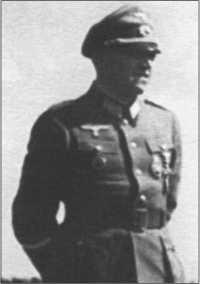 В то время когда Альфред Руббель был в Ордруфе, 2-й школой фанен-юнкеров командовал полковник Отто Брозе. 14 марта1942 года, когда он был командиром 86-го стрелкового полка, он был награжден Немецким крестом в золоте.
