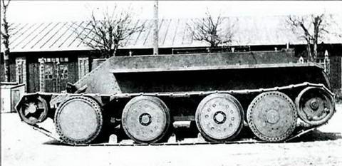 Испытания танка«Кристи»в СССР. Танк на гусеничном ходу. 1931 г.
