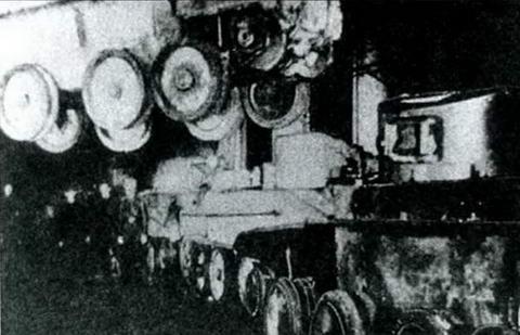 Выпуск танков БТ-2, 1932 г.