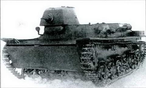 Танк ТМ, 1934 г.