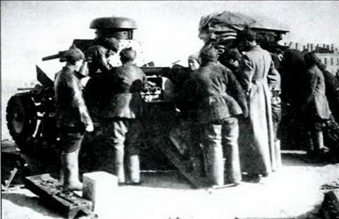 Ремонт и обслуживание танков МС-1. ОДВА, ноябрь 1929 г.