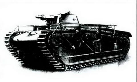 «Большой трактор» фирмы «Рейнметалл», 1929 г.