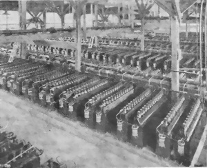 Производство хлора в Соединенных Штатах